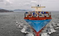 Maersk's final newly enlarged vessel is set for return to work, but will Maersk cut capacity next year?
