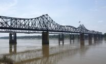 Mississippi River Bridge Hit by Three Towing Vessels in Three Days