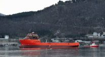 Kleven Verft Launches Diamond Exploration Vessel, SS Nujoma