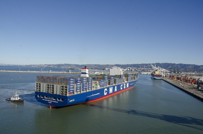 Photo: Port of Oakland