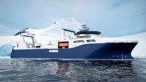 Wärtsilä To Design World's Biggest Krill Fishing Factory Vessel for Antarctic Waters