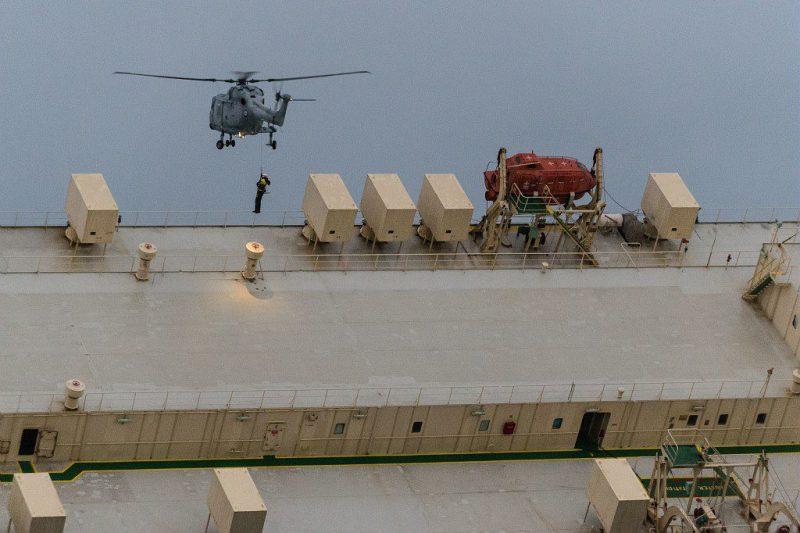 Photo credit: French Navy