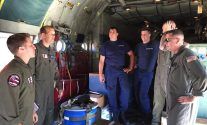 42 Rescued After Abandoning American Fishing Vessel On Fire in South Pacific