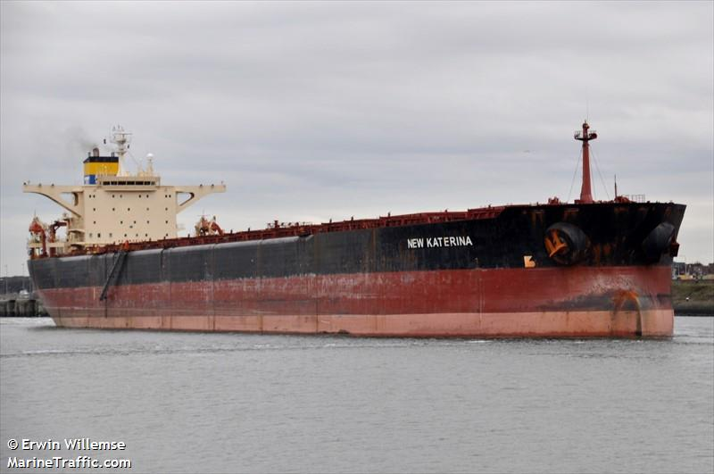 New Katerina. File photo credit: MarineTraffic.com/