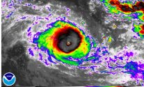 Tropical Cyclone Winston Bears Down On Fiji – 140 Knot Winds Forecasted!