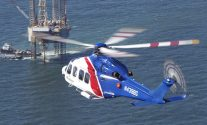 Crew Transfer Helicopter Crashes Off Lagos