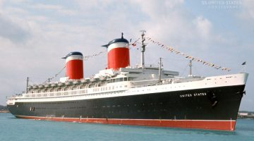 SS United States: Crystal Cruises Planning Return of Historic Transatlantic Liner