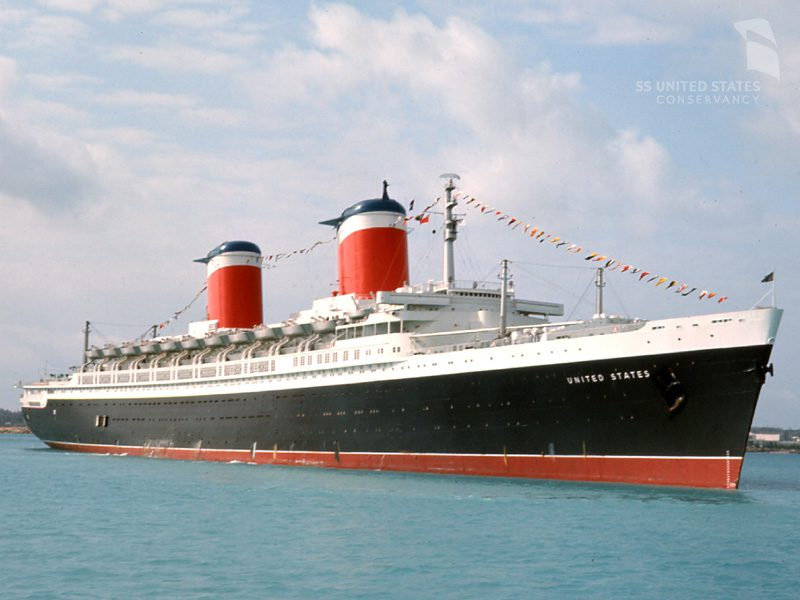 SS United States. Photo credit: SS United States Conservancy