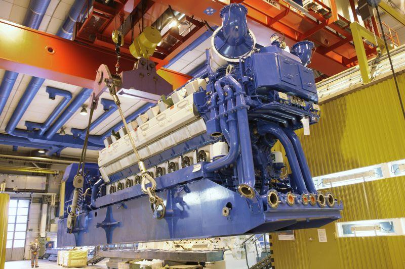 Wärtsilä Marine Engine