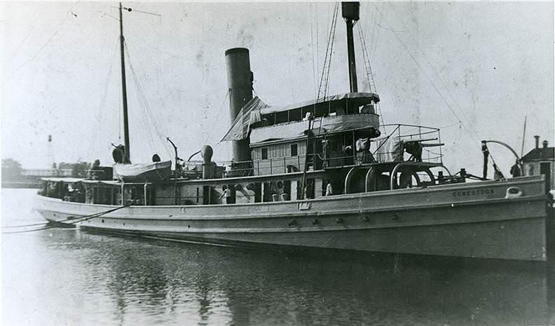 USS Conestoga (AT 54)