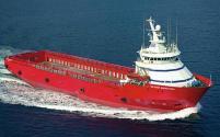 DOF Vessels Land North Sea Work