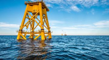 Europe's Offshore Wind Industry Eyeing Atlantic Crossing