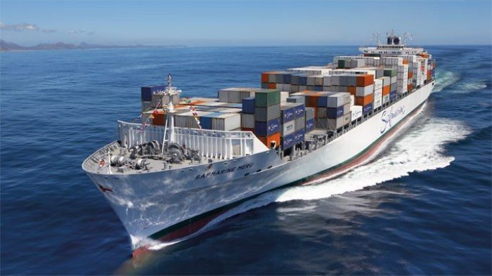 Safmarine Meru. Credit: Maersk Line