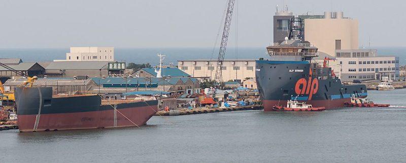 Credit: ALP Maritime Services