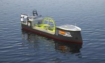 ULSTEIN Unveils New High-Capacity Cable Lay Vessel