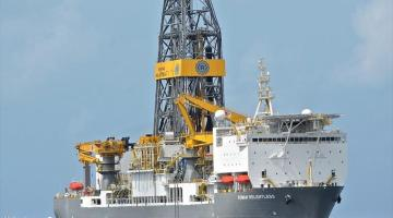 Contract Terminated for Rowan Ultra-Deepwater Drillship