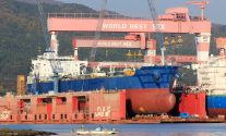 STX Offshore Files for Court's Aid Amid Korean Industry Woes