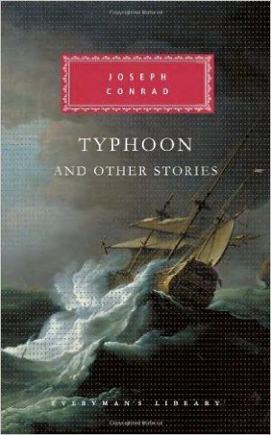 Typhoon and Other Stories book cover