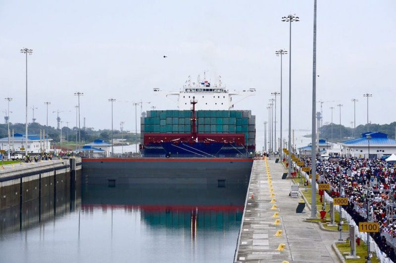Photo: Panama Canal Authority