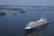 Meyer Turku Delivers Mein Schiff 5 Ahead of Schedule