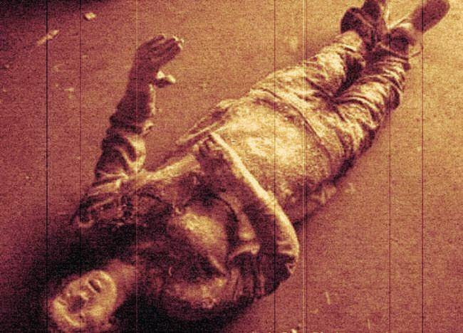 Oorang corpse