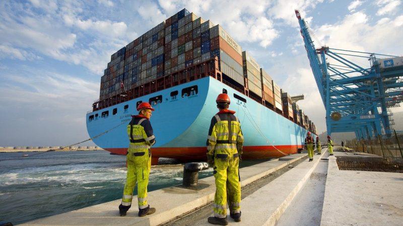 Photo credit: UK Chamber of Shipping