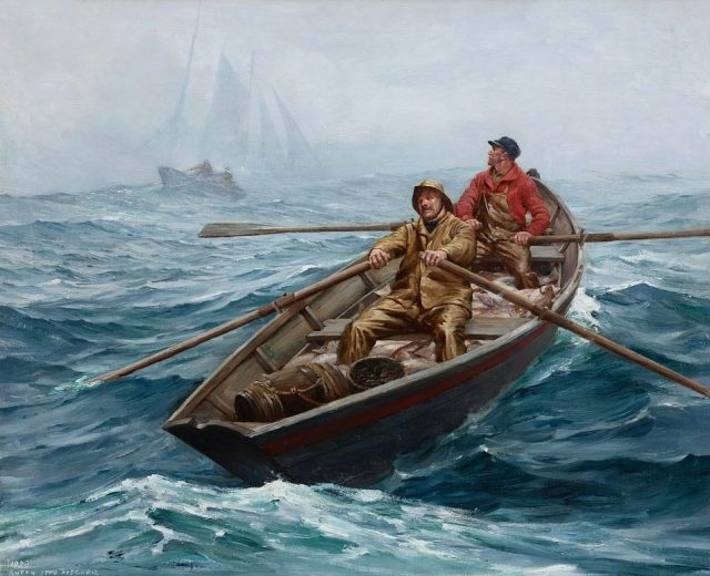 otto fisher