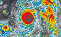 Super Typhoon Nepartak Heads Towards Taiwan