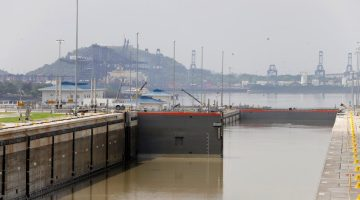 EIA: Panama Canal Could See 550 LNG Tankers Annually by 2021