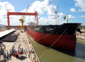 In Brazil, Another Shipyard Goes Bust as Work Goes to Asia