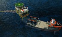 Damen Unveils Platform Decommissioning Concept