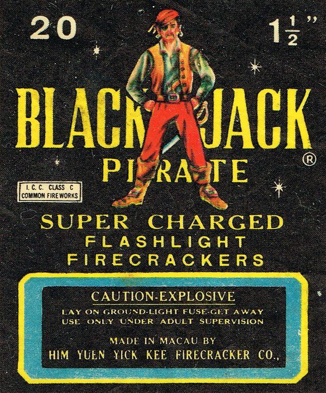 fire black jack