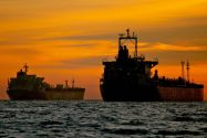 Glut of Floating Crude Clears