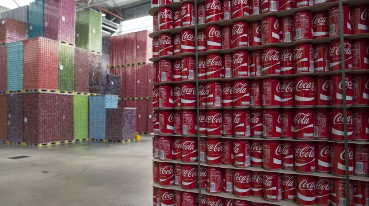 Cocaine Found In Coca-Cola Shipping Container