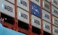 Maersk Halves Dividend to Weather Shipping Crisis