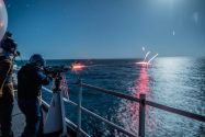 SPOTD: Coast Guard Dark Night Weapons Practice