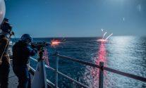 SPOTD: Coast Guard Dark Night Weapons Practice