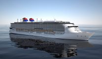 Deltamarin, Elomatic to Design 200,001 Ton Cruise Ship for Star Cruises