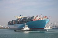 Upgrades to Famous Maersk E-Class to Boost Capacity by 1,300 Containers
