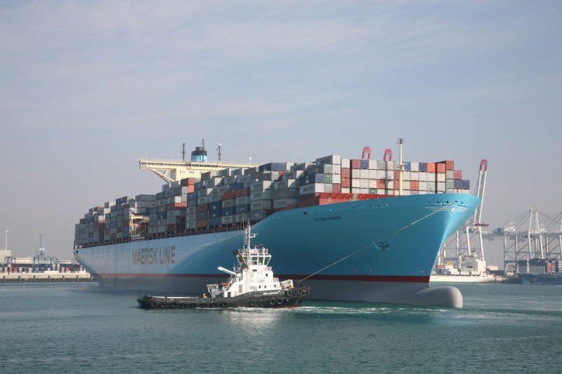 Eugen Maersk ship