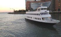 Sightseeing Boat Hits Three Vessels in Boston Harbor