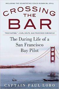 Crossing the Bar Book Paul Lobo