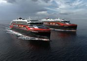 Hurtigruten: New Expedition Cruise Ships to have Full Hybrid Propulsion