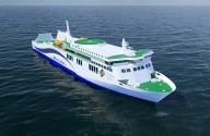 Wärtsilä 31 engine's high efficiency makes it the choice for new Danish ferry