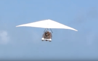 Watch: This Guys' Boat Flies, Literally