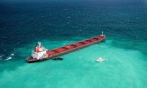 Australia Charges $120m for Ship Damage To Great Barrier Reef