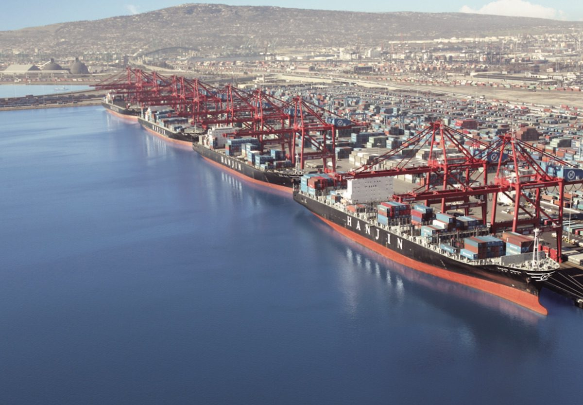 Hanjin Shipping secures $36 million, more may take 'considerable time'