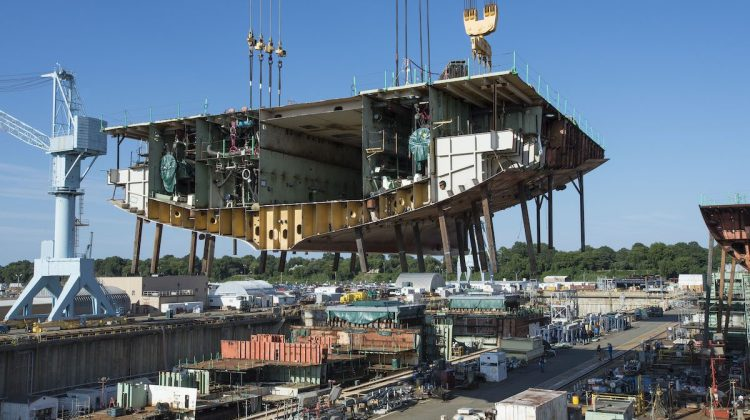 Huntington Ingalls Looking to Diversify with Bid for Services Company Camber, Sources Say