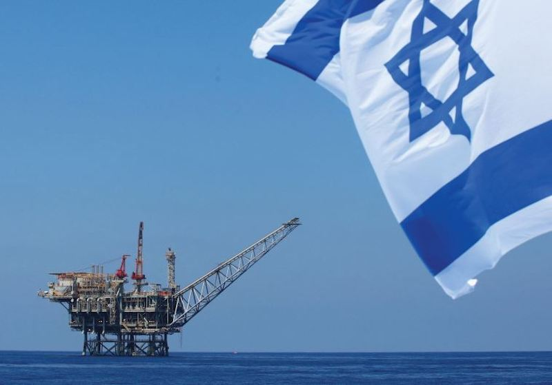 noble-offshore-oil-rig Israel
