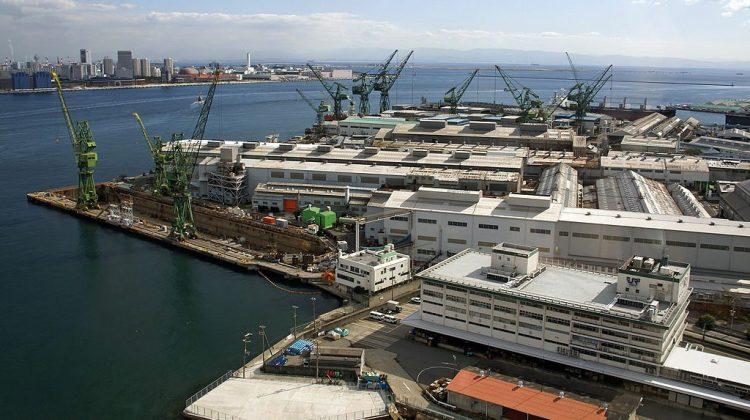 Japan's Kawasaki Heavy Industries May Pull Out of Shipbuilding